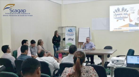 Reunião dos Associados e Diretoria SCAGAP